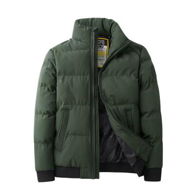 男士棉衣外套冬季新款韩版潮流加厚棉袄冬装上衣外套