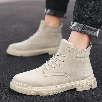 【誉诚鞋业-X666-1-注塑】爆款靴子-特价35元