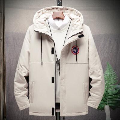 冬季棉衣男士2019新款韩版潮流羽绒棉袄短款加厚潮牌帅气外套