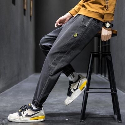 爆款牛仔九分裤K802 3色(有加绒款)质量好的 4套图