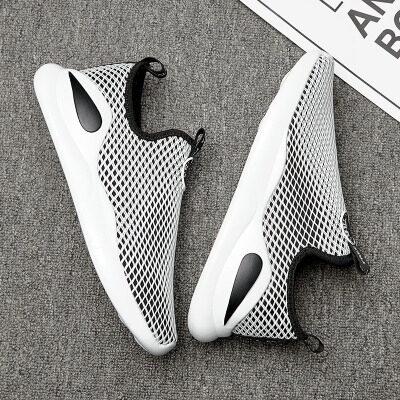 海盛-2102 华莱士同款 透气网布鞋 大码39-46