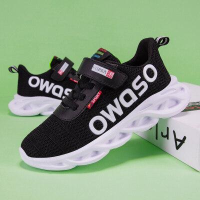 春季新款童鞋网布透气男童运动跑步鞋女童小白鞋儿童贸跨境童鞋