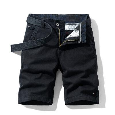 2020新款夏季休闲裤短裤男潮五分裤港风工装