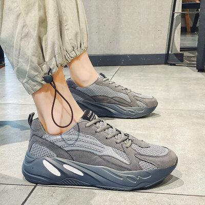 长红121港风椰子700老爹鞋运动潮鞋39-44-46元