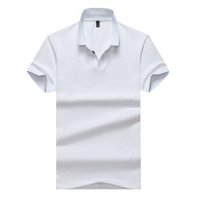 T132款夏季短袖男士纯棉POLO衫