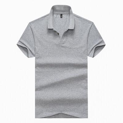 T133男士夏季短袖纯棉polo衫