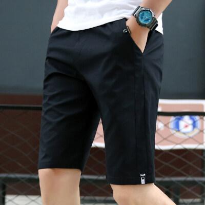 2020新款夏季短裤男休闲裤五分裤青年纯棉裤韩版潮流男裤跨境