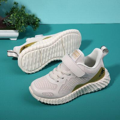 时尚童鞋超轻运动透气新春秋