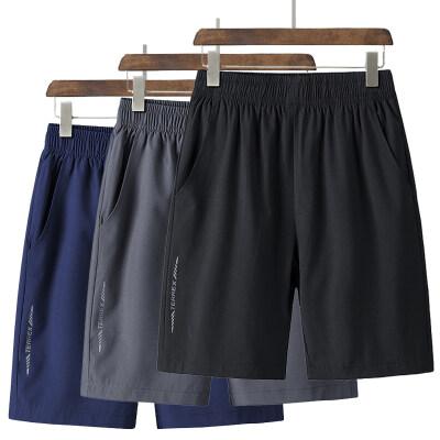 L到10xL休闲裤大码加2元男短裤2020新款休闲裤四面弹力