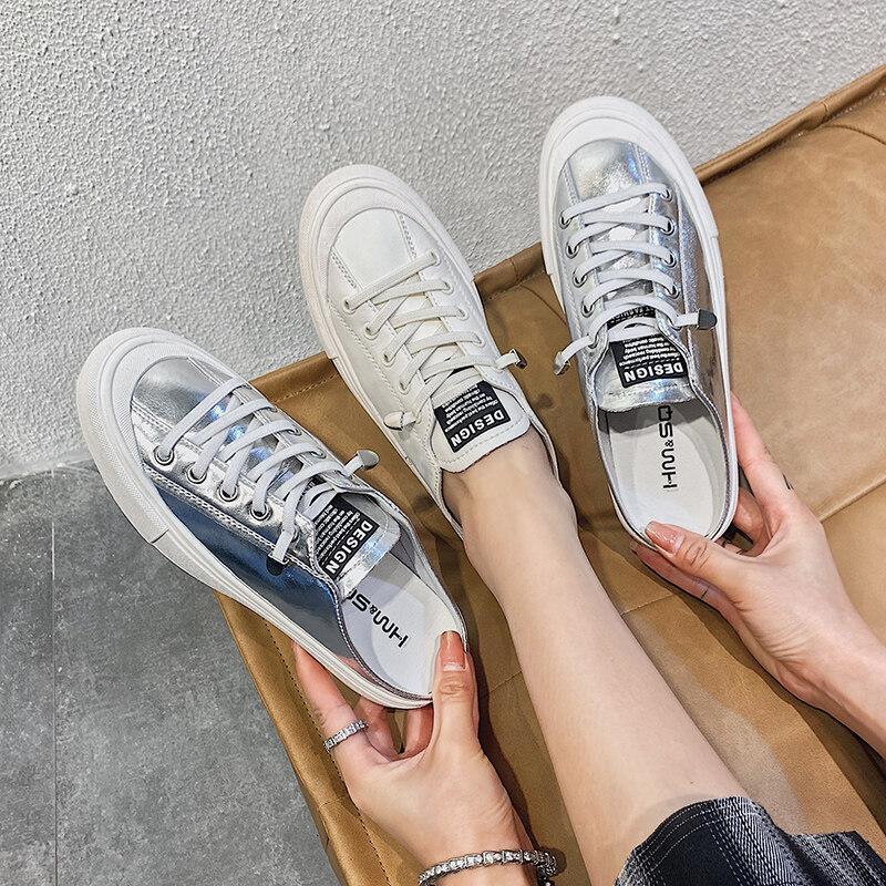 J3018-1凉拖鞋休闲鞋女鞋子2020夏季拖鞋韩版潮时尚学生简约