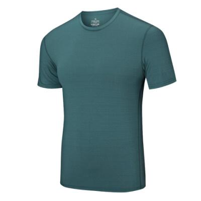 新款男休闲加肥加大码运动服冰丝短袖短裤速干T恤短袖圆领衫