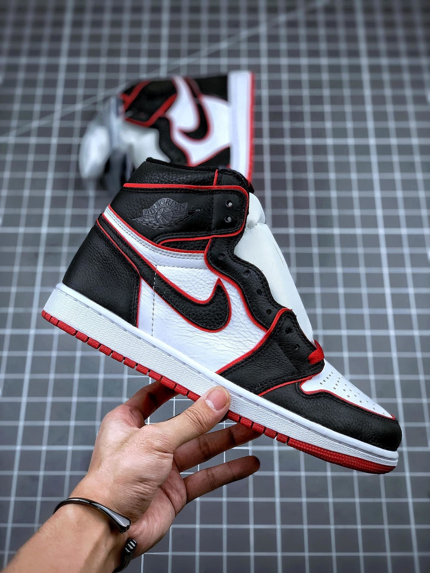"110026Air Jordan 1""Meant To Fly"" 红外线"