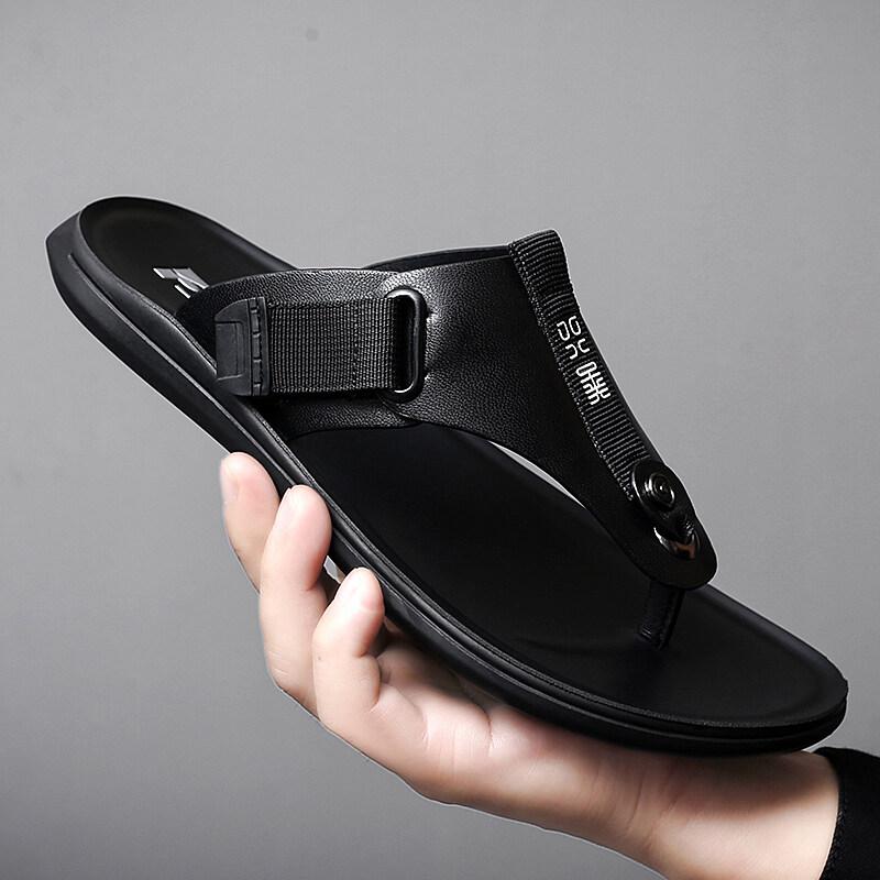 607韩版时尚拖鞋室外凉拖沙滩鞋