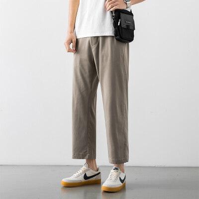 夏季裤子男生休闲长裤2020新款夏韩版运动BK299 TP25