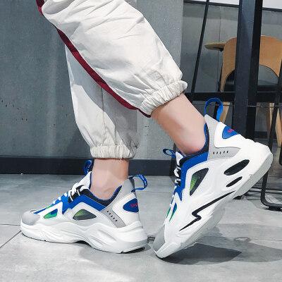 【誉诚鞋业-Y1007-注塑】潮流运动鞋-45元