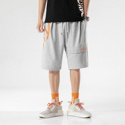 男装休闲裤针织裤短裤夏季2020新款卫裤