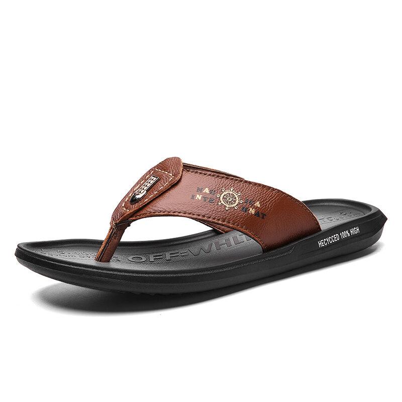 【宏达鞋业】5211 跨境大码凉鞋拖鞋 39-46