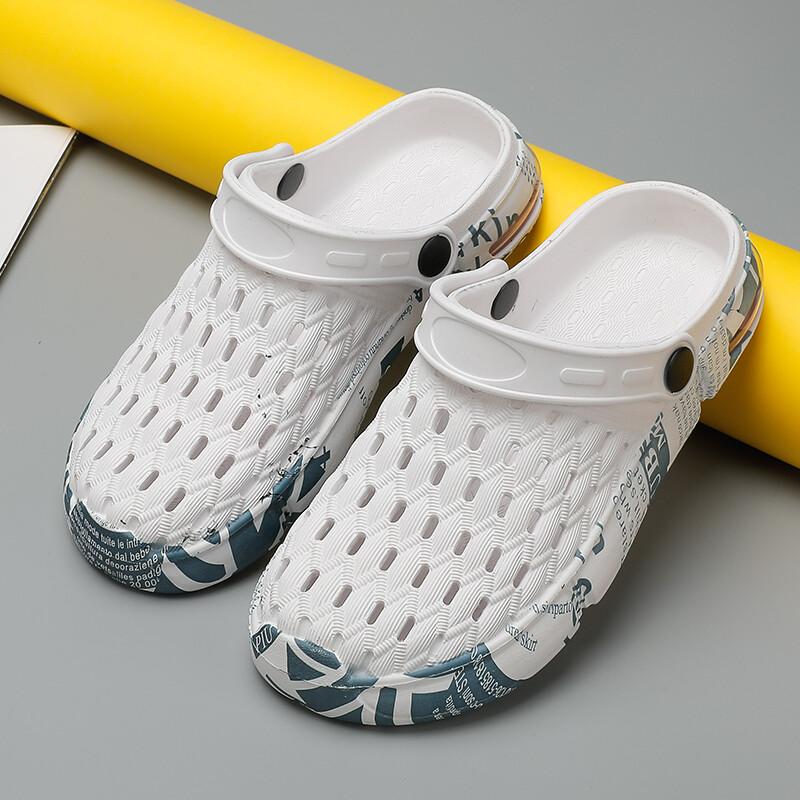 2039-1特价气垫洞洞鞋13元
