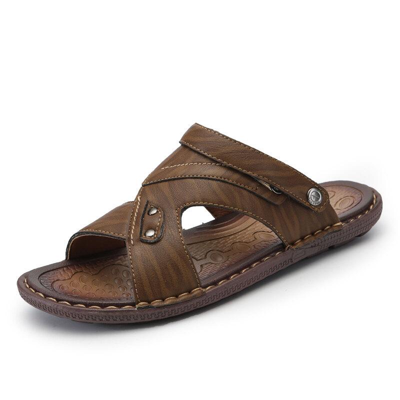 6216【宏达鞋业】6216跨境大码 凉鞋38-46