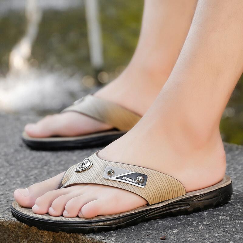 A622020新款夏季个性时尚凉拖鞋凉鞋男人字拖39-44