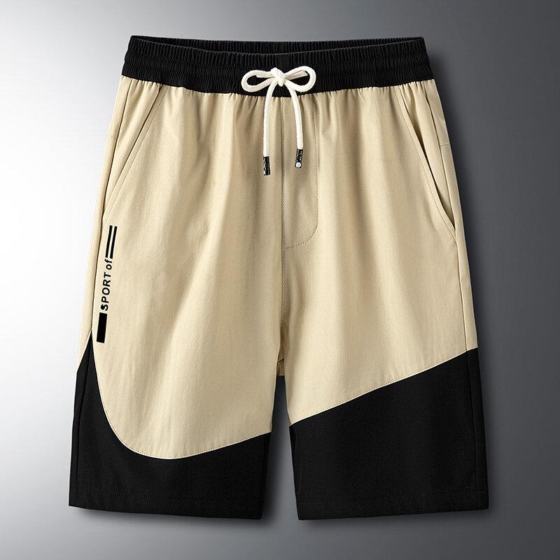 21092%聚酯纤维   8%氨纶 夏季休闲短裤