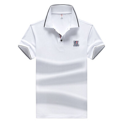 2020男士polo衫短袖t恤春夏季新款翻领半袖打底衫上衣服