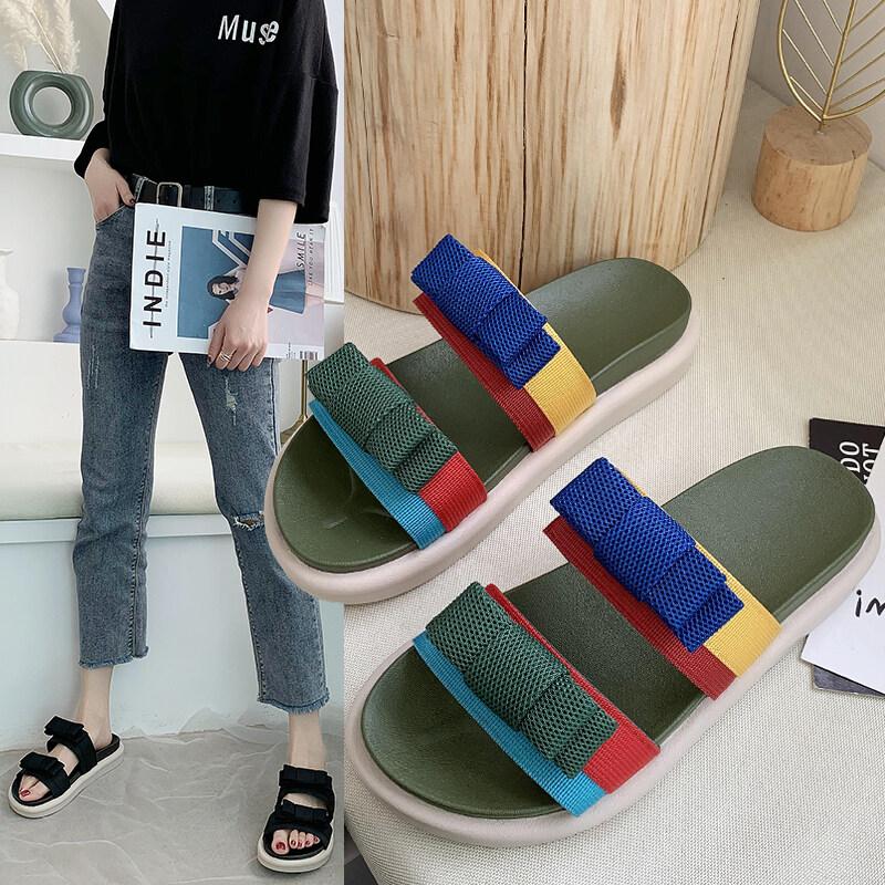 K-F95【厂家直销】 K-F95 网红爆款夏季凉拖鞋女鞋