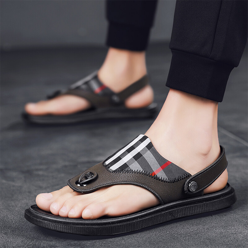 FA60170妙峰夏季拖鞋 38-44 皮鞋码