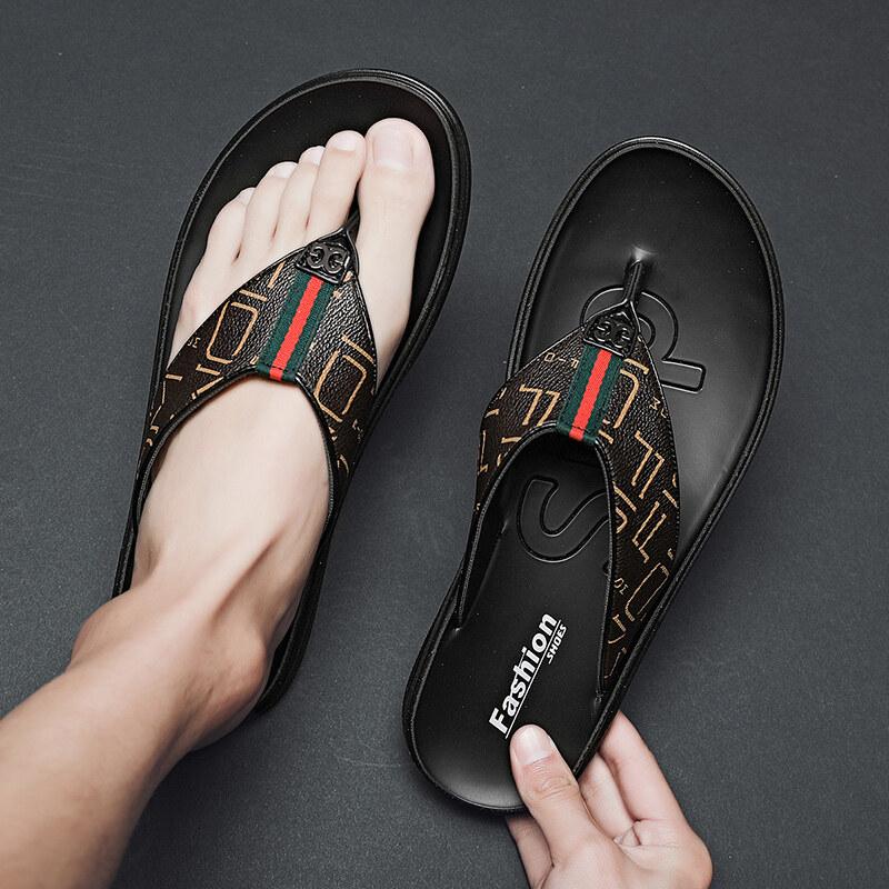 086妙峰夏季拖鞋  38-44