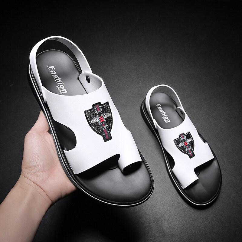 085妙峰夏季凉鞋两用  38-44 皮鞋码