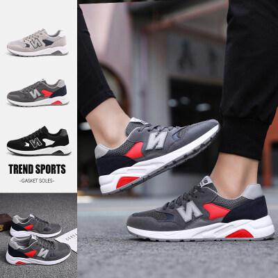满足【585】正品授权N字鞋亲子运动鞋学生跑步鞋31-44批