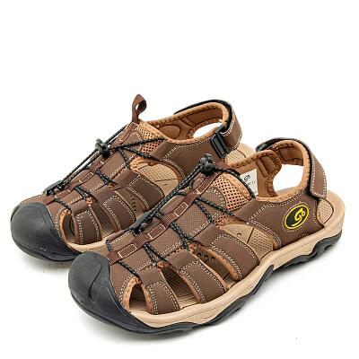 双胜鼠工厂店;7867沙滩鞋潮流时尚男士凉鞋
