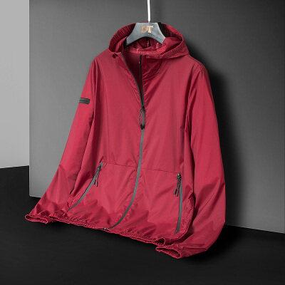 2020品质新款防晒衣男士外套夏季超薄款透气防晒服男