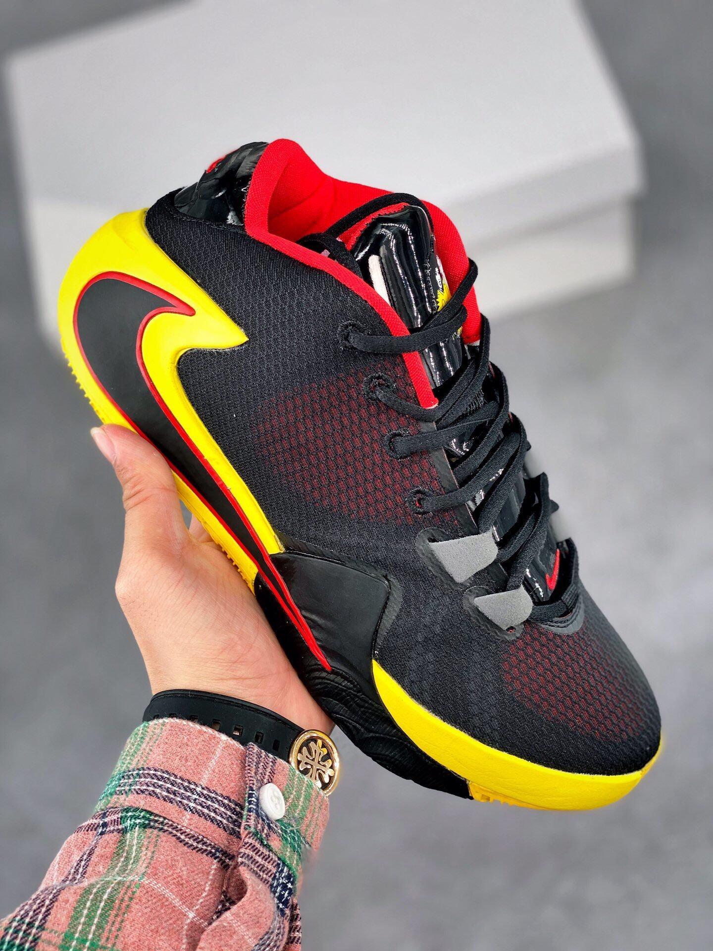 2465字母哥签名款李小龙1代低帮男鞋实战篮球鞋运动鞋 莆田鞋
