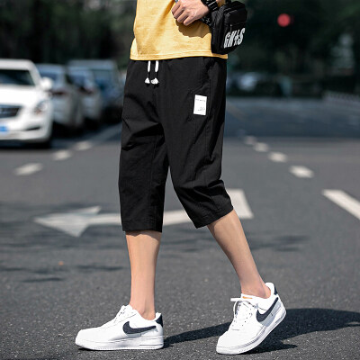 休闲短裤男宽松休闲裤夏季新款韩版裤子男士BK314  TP25