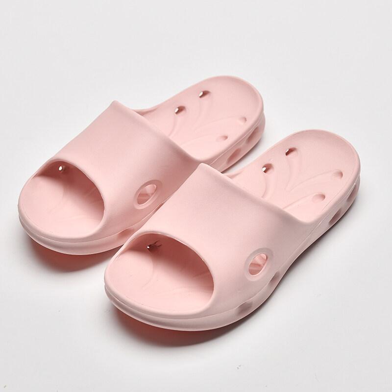 ST0228厂家直销新款夏季男女居家室内拖鞋防滑情侣拖鞋软底浴室拖鞋 修