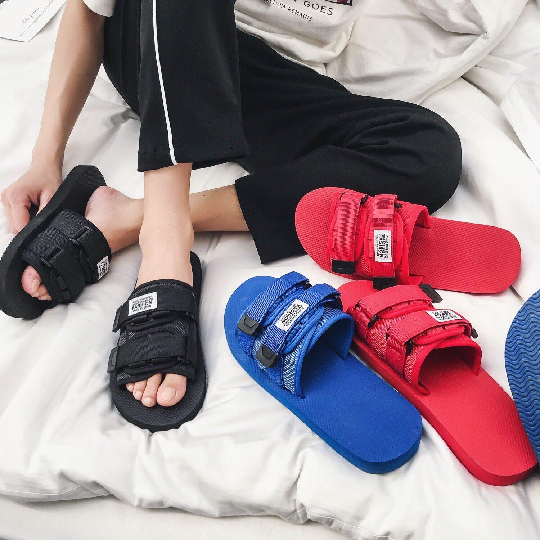 TX05P25控价55 春夏季新款潮流凉拖时尚休闲情侣拖鞋百搭男士拖鞋