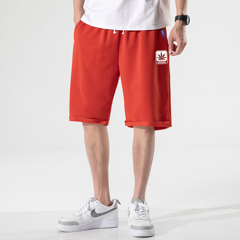 DK7217DK7217夏季新款男士短裤运动休闲裤宽松五分裤