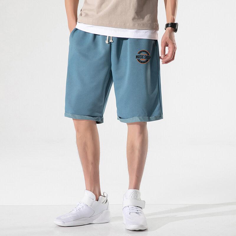 DK7212DK7212夏季新款男士短裤运动休闲裤宽松五分裤