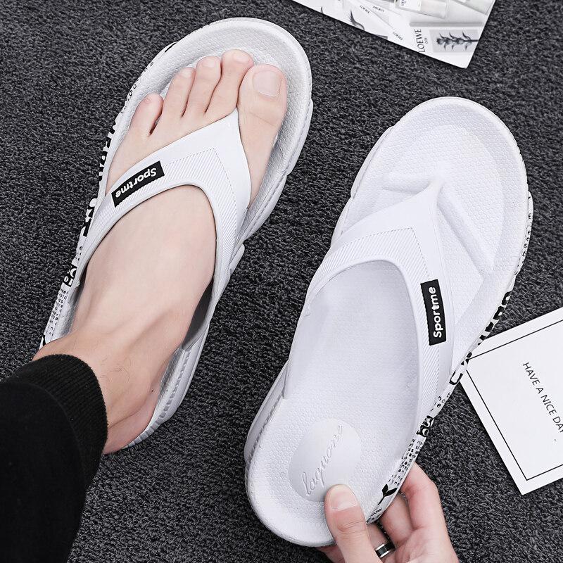 MSL-1.821拖鞋男夏季新款时尚两用凉拖鞋个性潮流人字拖男士防滑一字拖室外