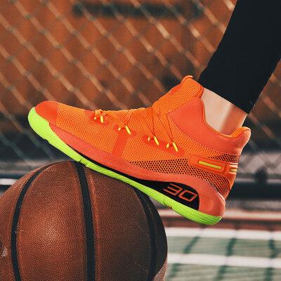 库里六代篮球鞋 春夏款 透气运动鞋