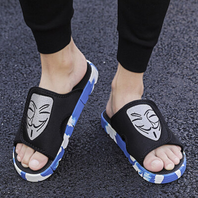 【厂家直销】夏季新款刺绣中国风外穿学生青春时尚百搭鞋男士户外
