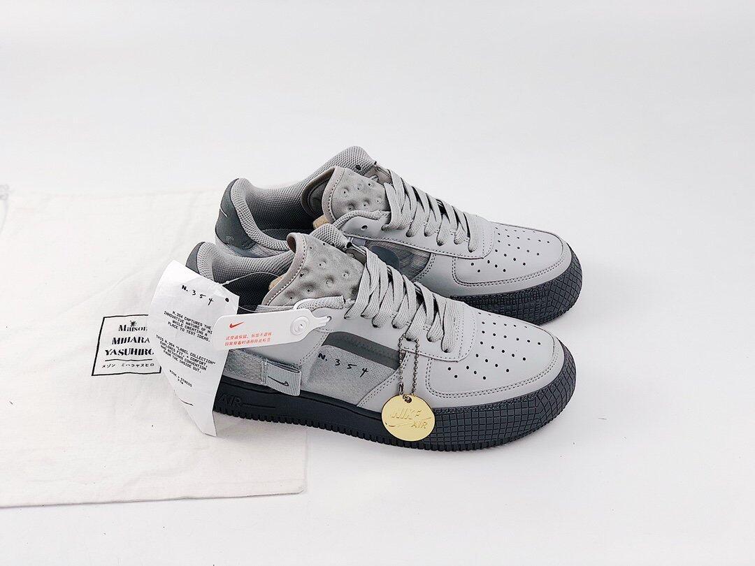 2601空军一号新款结构低帮系带男女鞋情侣鞋板鞋 莆田鞋