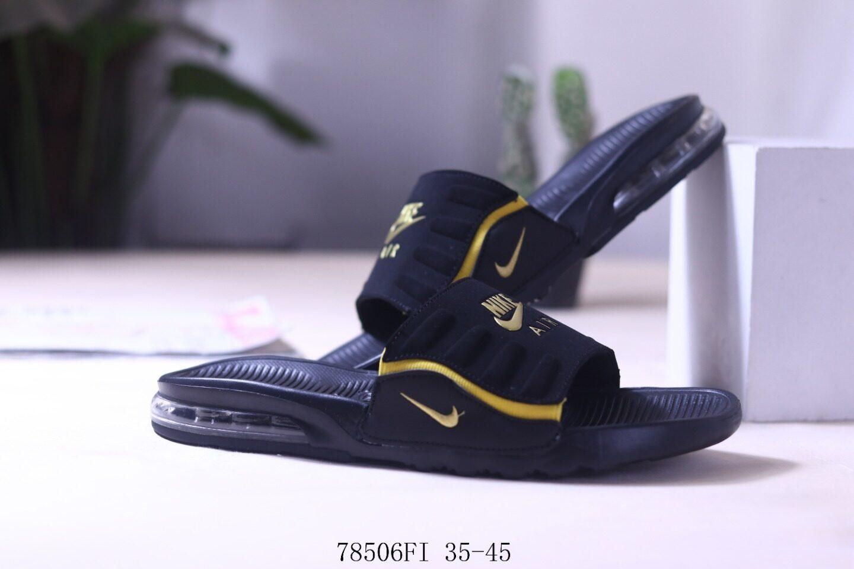 2777夏季男女沙滩鞋轻便透气情侣鞋气垫拖鞋码数偏小一码 莆田鞋