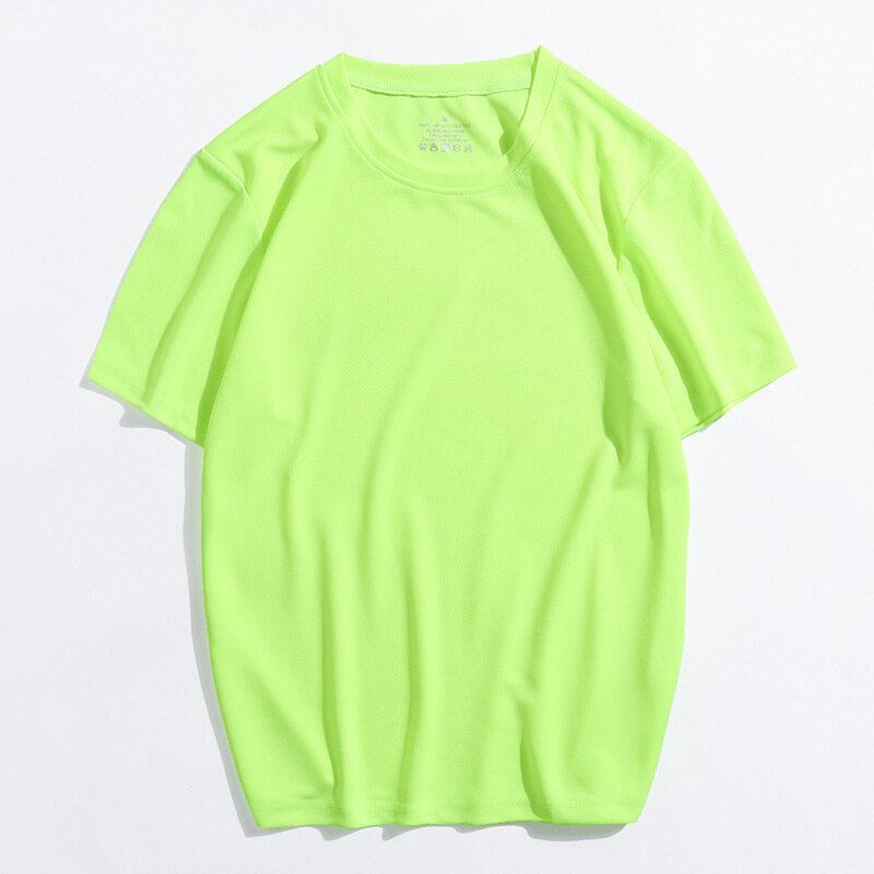 12019男士速干短袖T恤2020夏季韩版透气宽松跑步运动上衣篮球训练
