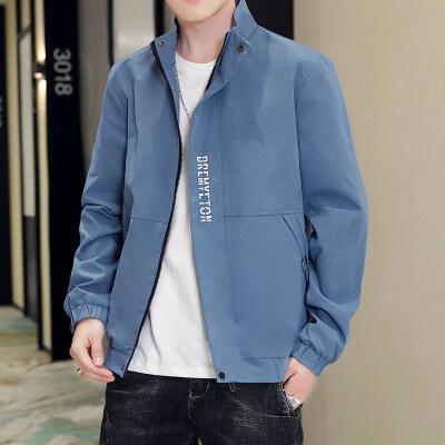 2020秋季男士外套新款韩版潮流休闲宽松衣服学生春秋夹克外套