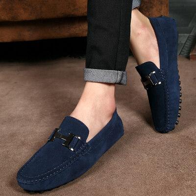 【彬步鞋业】K0521 豆豆鞋 新款男鞋