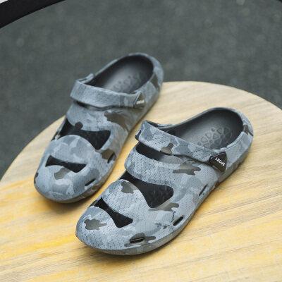 誉珑180320-1情侣款外贸洞洞凉鞋 36-45 P18