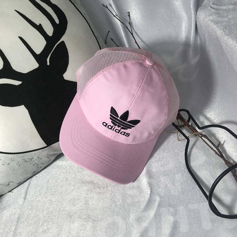 66009网眼帽子男女士网帽透气时尚韩版棒球帽女遮阳帽