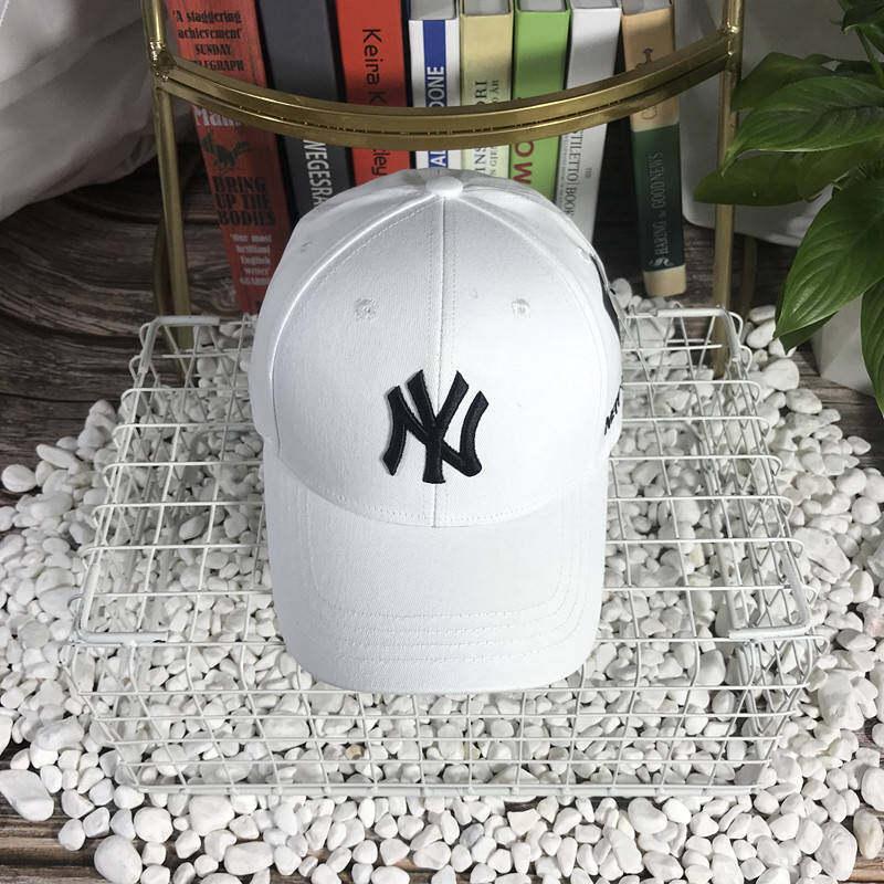 CJ299NY帽子女春夏款棒球帽女士鸭舌帽韩版闪钻字母太阳帽女生百搭旅游